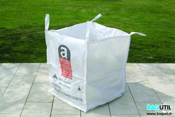 UN big bag 1m3 for free asbestos waste